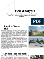 Locatio Analysis