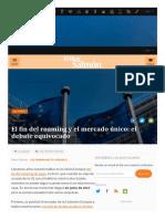 El Fin Del Roaming y El Mercado Único_ El Debate Equivocado