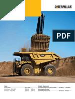 (AEHQ6039) 797F Mining Truck