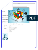Manuel de Matematica - Racionais,Intervalos, Equacoies 1 e 2, Angulos, Amplitude, Proporcionalidae