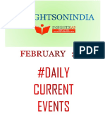 Insights Feb Current Events