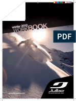 Julbo Winter2012 ES