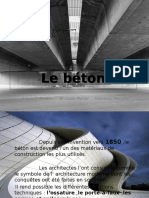 Le Béton (Exposé)