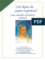 eBook Os Sete Raios Da Hierarquia Espiritual