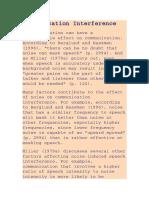 Communication Interference.docx