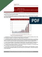 Informe de Licitaciones Públicas Agosto 2016
