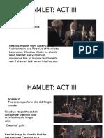 Act 3 Summary