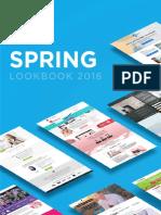 2016 Spring Lookbook