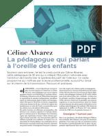 Céline Alvarez, article Lien Social