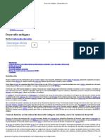 Desarrollo endógeno - Monografias