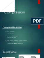Compression in Oracle