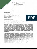 Trump - DJTF Contribution AJFA - Response 06292016