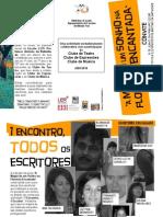 """A MAGIA DE UM SONHO NA FLORESTA ENCANTADA - """"Convite"""""""