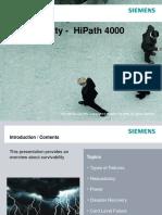 H4K - Survivability Solutions 2006