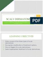 Scaly Dermatosis 2015-1