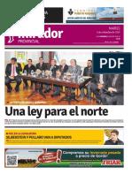 Edición impresa del martes 6 de septiembre de 2016
