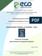 Roteiro Prática Reatores Batelada CSTR PFR UFPB 2014 (1)