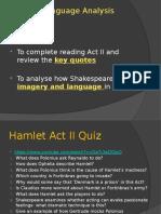 Hamlet Language