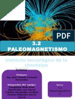 3.2  paleomagnetismo
