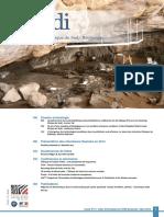 16 ans d'une enquête archéologique sur nos ancêtres chasseurs-cueilleurs de l'abri Diepkloof (Afrique du Sud)