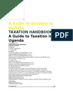 Taxation Handbook