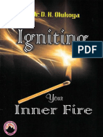 Igniting Your Inner Fire By Daniel Olukoya