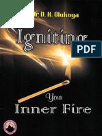 Igniting Your Inner Fire By Daniel Olukoya
