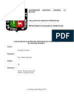 G9. Contenido - Casos de Aplicación Del Enfoque Ecosistémico. El Bosque Modelo