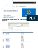 la dept of corrections inmate search