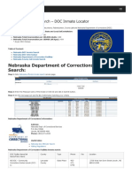 nc department of correction inmate search