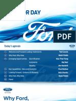 20160914 - Ford Investor Day