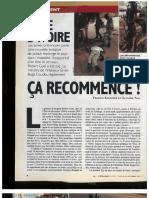 Côte d'Ivoire, ça recommence !