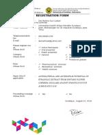 1st ICPBHS Registration Form!