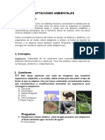 Ecolog Adaptaciones Ambientales