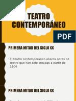 Teatro Contemporaneo Uno