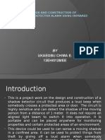 Design of Shadow Detector