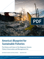 America's Blueprint for Sustainable Fisheries