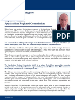 Profile in Public Integrity - Hubert Sparks