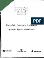 Unesco e o Brasil - Tragetória de Convergências Na Proteção