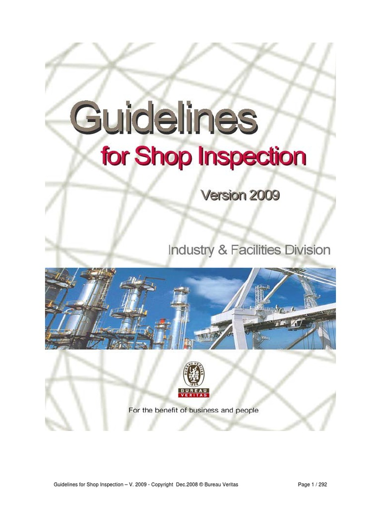 Shope Inspection Guidelines 2009 Calibration Specification Voltage Divider Calculator For Dc Circuits With Load At Globalspec Technical Standard