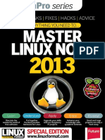 Linux Format - Master Linux NOW 2013