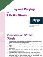9Cr-Mo C&F