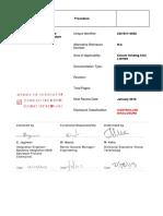 240-53114002 Project Change Management Procedure