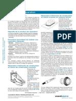 07.01 Info Soudage de Reparation 2014-05-19 Important