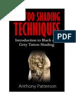 Tattoo Shading Techniques