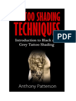 Tattoo Shading Techniques