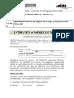 Ficha 2cuestionario Socio Linguistico