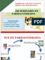 Pce en Farmacoterapia