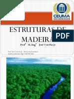 Estruturas de Madeira - Compactado