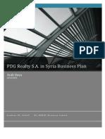 Business Plan Anik Basu 41942